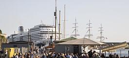 Slik blir cruiseturistene lønnsomme på land