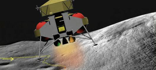Til geologisk gullgruve på Månens bakside