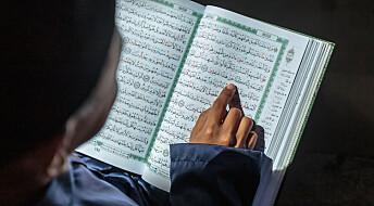 Da islam inntok spaltene i Norge