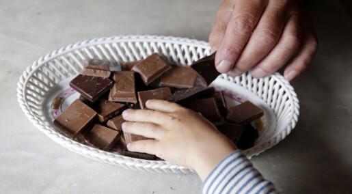 Hvor kommer sjokoladesuget fra?