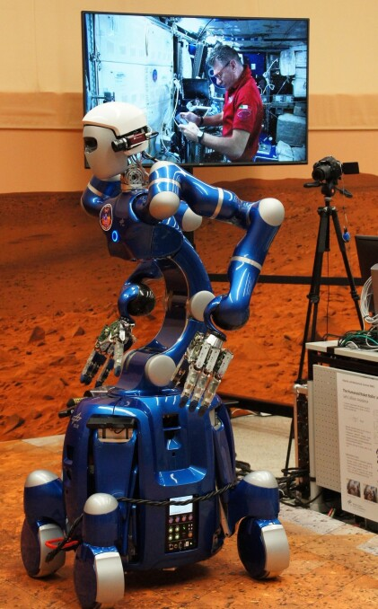 roboter i fremtiden