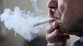 95 000 nordmenn kan unngå kreft om alle slutter å røyke