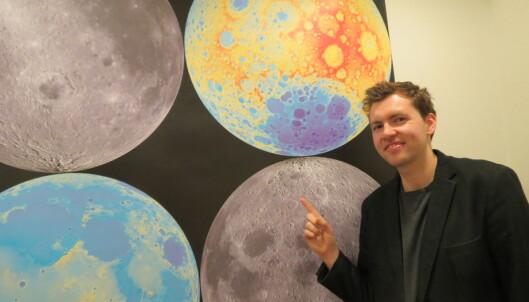 Hvilke hemmeligheter skjuler kratrene på månen?