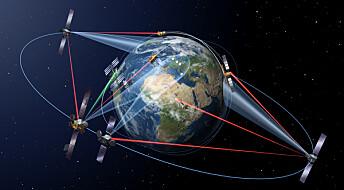 Sikrere datakryptering fra verdensrommet