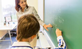Får elevene gruble nok? Dilemmaer ved å gi støtte i matematikktimene