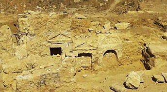 Gresk-romersk tempel gravd frem ved Egypts mest isolerte sted