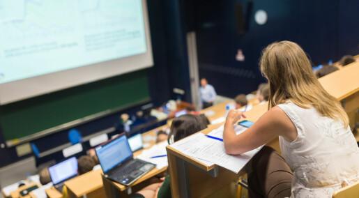 Vil trene opp studentenes etiske bevissthet