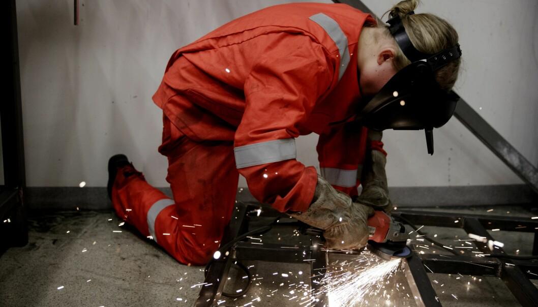Norge kan legge langt bedre til rette for å få flere arbeidsledig ungdom inn i arbeidslivet, ifølge en rapport fra OECD.  (Foto: Paul Sigve Amundsen, Samfoto, NTB scanpix)