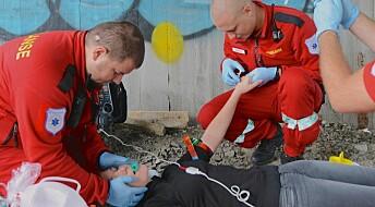 Nå skal norsk nesespray redde liv i tolv land