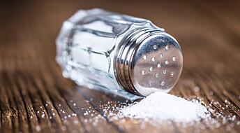 Bør det tilsettes mer jod til salt i Norge?