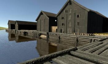 Hvordan rekonstruerer vi Oslo havn i 1798 digitalt?