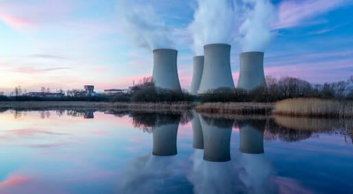 Kan kjernekraft redde verden?