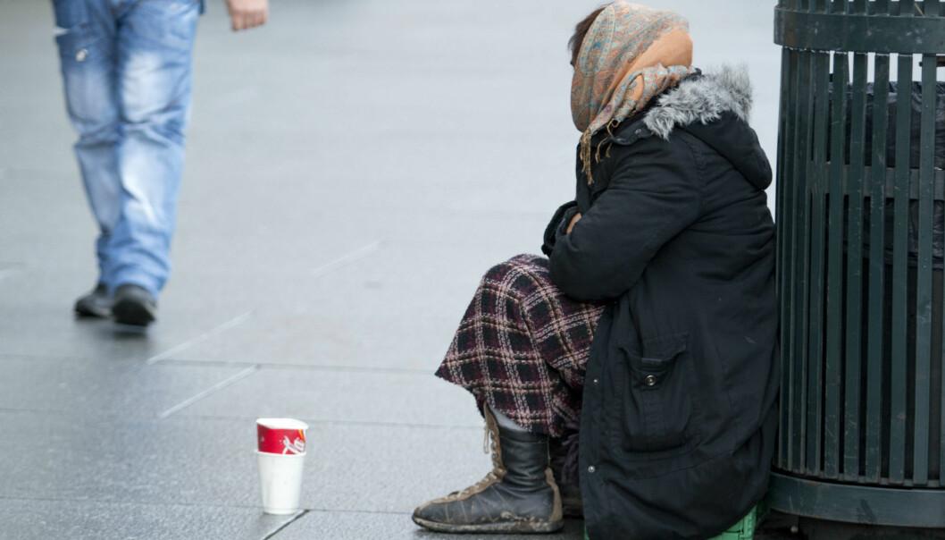 En ny studie viser at humanitære tiltak for tilreisende ikke bare har bidratt til å bedre brukernes livssituasjon i Norge, men også har positive ringvirkninger for samfunnet. (Illustrasjonsfoto: Colourbox)