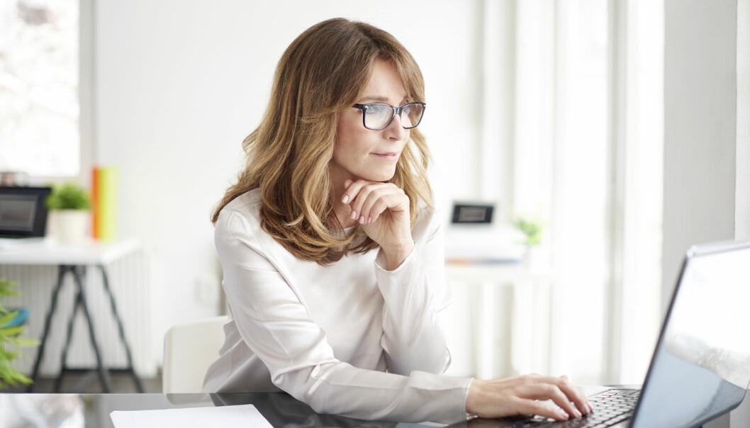 Kvinner som driver en bedrift får mindre risikovillig kapital fra offentlige næringsfond, fordi de bedømmes som mindre ambisiøse enn menn. Til tross for at deres bedrifter går like godt som menns, ifølge svensk studie.  (Foto: Shutterstock)