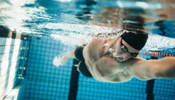 Slik kommer du i form med svømming