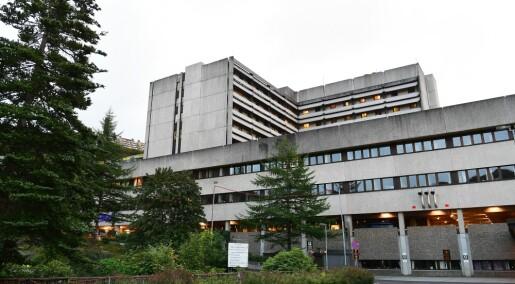 Haukeland universitetssjukehus vil samle blod fra friskmeldte koronapasienter