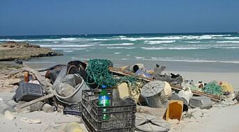 Satellitter skal se plasten i havet