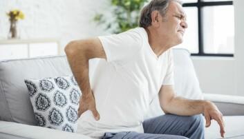 Forskere: De med vondt i ryggen behandles helt feil