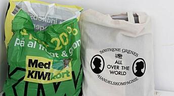 Må bomullsposen brukes 7100 ganger for å være mer miljøvennlig enn plastposen?