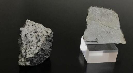 26 små steiner kan gi svar på solsystemets mysterier