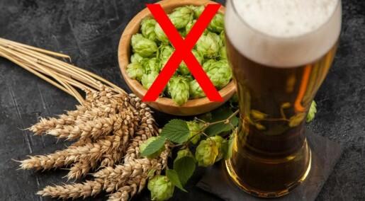 Humle kan være på vei ut av ølet