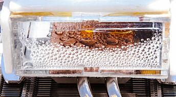 Ny oppfinnelse trekker vann ut av ørkenluft