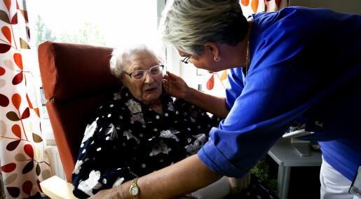 – Sykepleiere bør heller prioritere god pleie til én enn litt til alle