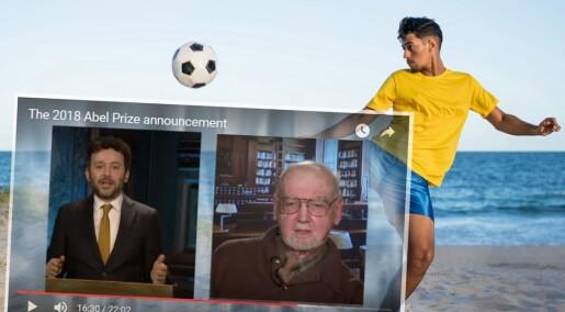 Abelprisen – og historien om brasiliansk fotball