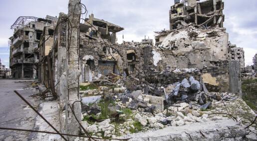 Bakgrunn: Fem fakta om bakgrunnen for Syria-krigen