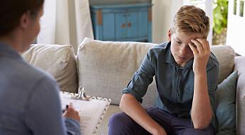 Amerikansk terapimetode kan hjelpe traumatiserte barn