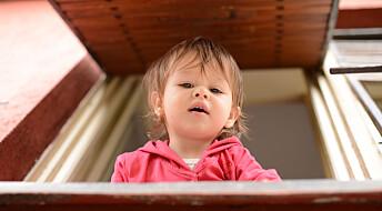 Små grep gjør barnehagebygget bedre for barn og voksne