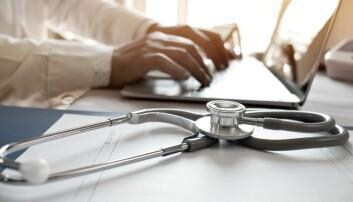 Særlig i utviklingen av persontilpasset medisin og genetisk veiledet utvikling av nye legemidler er helseopplysningerviktig, ifølge forskningsdepartementet. (Illustrasjonsfoto: smolaw, Shutterstock, NTB scanpix)