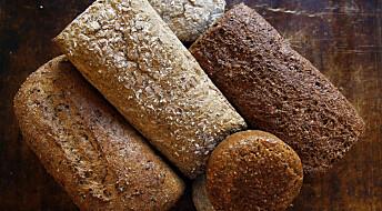 Slik blir brødene proppfulle av sunne kostfibre