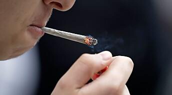 Er det på tide å legalisere cannabis i Norge?
