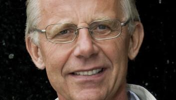 Willy Pedersen har studert cannabisøkonomien i mange år. Han mener at denne økonomien har endret seg i Norge. (Foto: UiO)