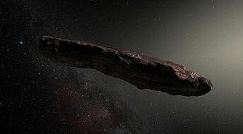 Solsystemets mystiske, avlange gjest oppførte seg ikke som forventet