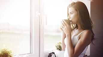 Forskere finner mulig årsak til at kaffedrikkere er sunnere