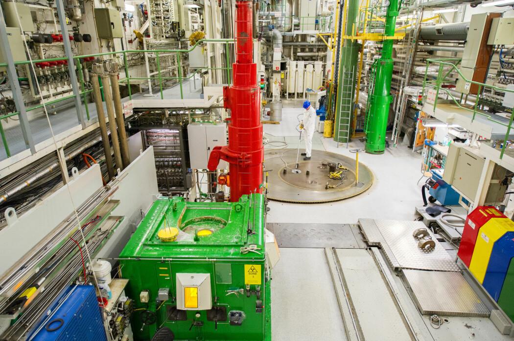 Både skuffelse og jubel over nedlegging av Haldenreaktoren