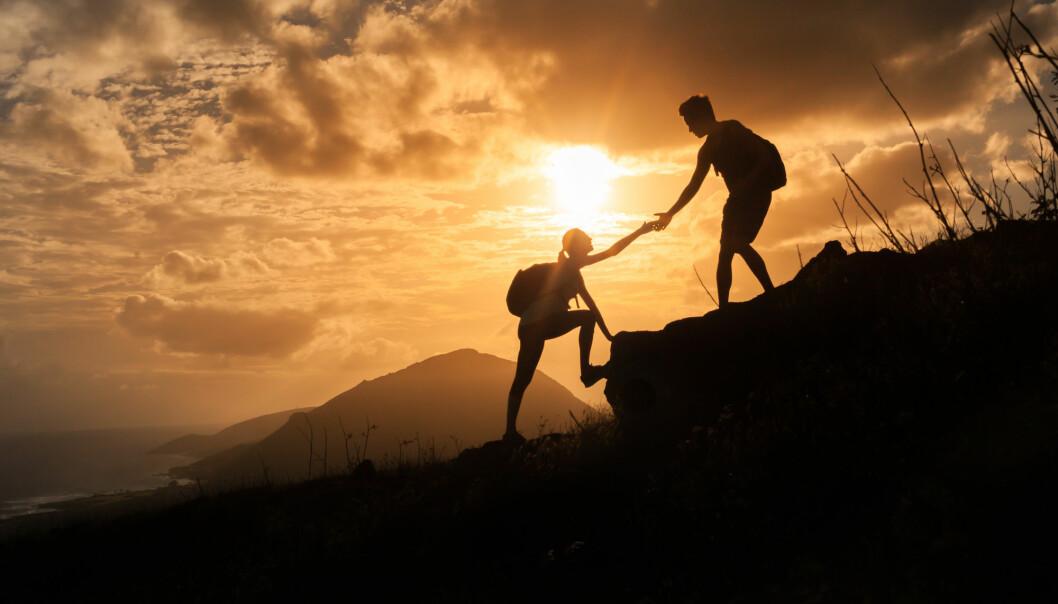 Gode nyheter: Du kan bli et bedre menneske hvis du øver deg på det. (Foto: KieferPix / Shutterstock / NTB scanpix)