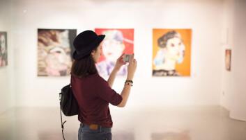Kunst har til alle tider vært en måte for mennesker å nå utover oss selv. (Foto: Rawpixel.com / Shutterstock / NTB scanpix)