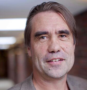 Axel West Pedersen er statsviter og forsker I ved Institutt for samfunnsforskning.(Foto: Cappelen Damm, Institutt for samfunnsforskning)