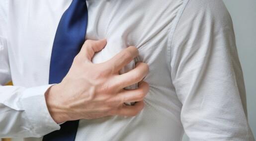 Betydelig færre dør av hjerteinfarkt og hjerneslag