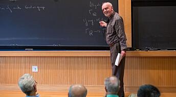 Kronikk:  Langlands' teori førte til en helt ny måte å tenke om matematikk på