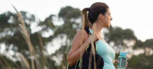 Fysisk aktivitet kan motvirke fødselsdepresjon