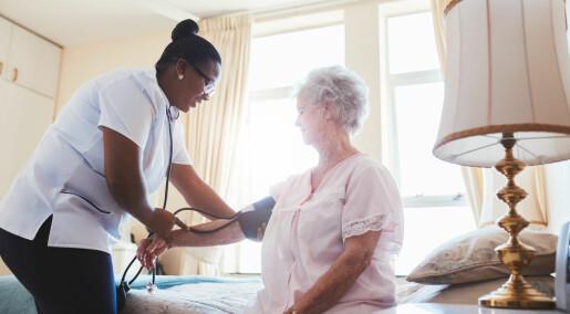 Bedre planlegging ga sykepleierne mer tid til pasientene