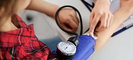 Hvorfor har kvinner lavere blodtrykk enn menn?