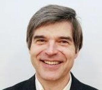 Witold Szczesny ved Institutt for klinisk medisin, UiO. (Foto: UiO)