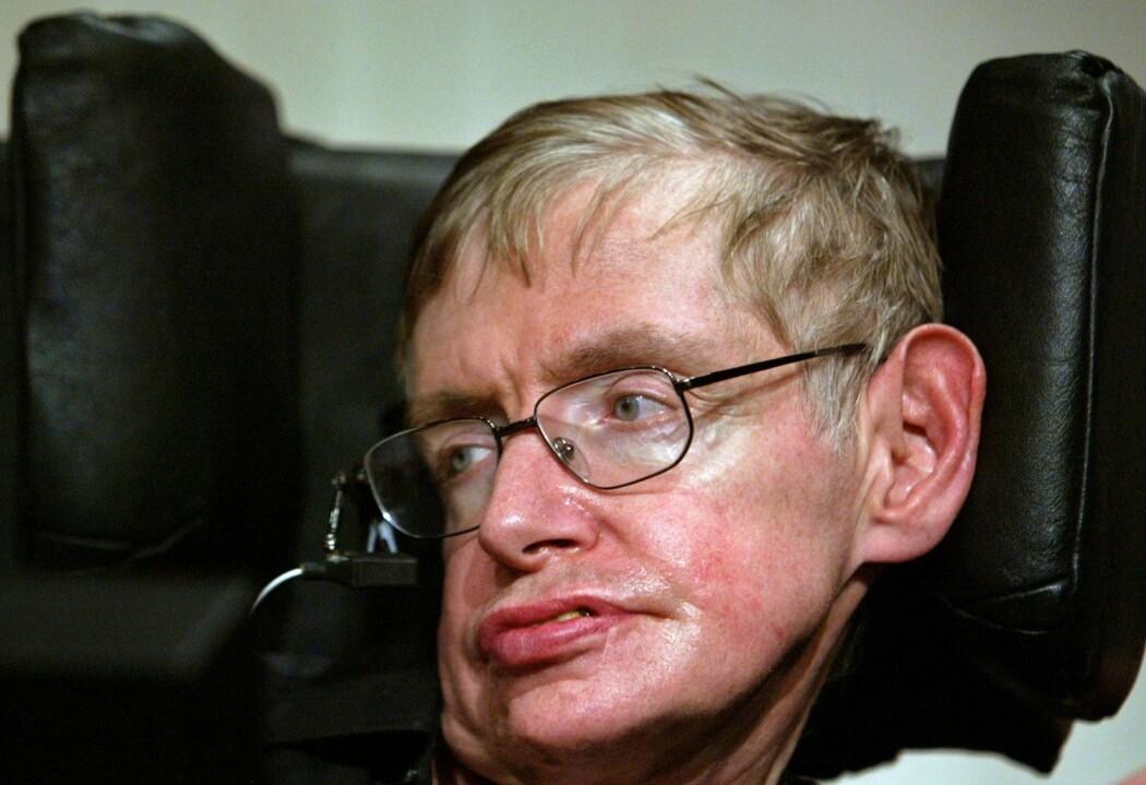 Menn lever lenger med ALS enn kvinner