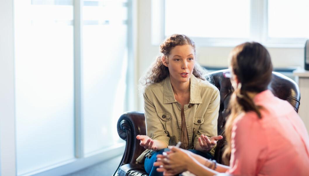 I et nytt prosjekt skulle ti terapeuter innen idrett og ernæring gi fire måneders behandling til pasienter med bulimi og overspisingslidelser. Resultatene er svært lovende, mener forsker. (Illustrasjonsfoto: Shutterstock / NTB Scanpix)