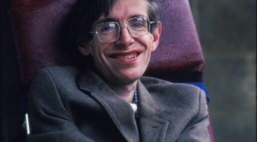 Hvorfor vant aldri Stephen Hawking en nobelpris?
